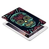 SIridescentZB Halloween iPad Hülle Cover Case Cartoon Animal Skull Tablet for Apple Air 2 Mini 2 4 for iPad Mini 2 2#