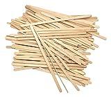 Usa e getta da salotto in legno di betulla tè mescolare bastoni in legno agitatori 190mm 100pz