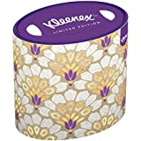Kleenex Oval 5 Pack 64 Taschentücher, 320 Taschentücher, Modelle/Farben zufällig