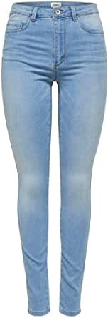 ONLY Female Skinny Fit Jeans ONLRoyal High Waist