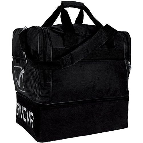 Givova borsa big 10, unisex – adulto, nero (negro), 45 cm