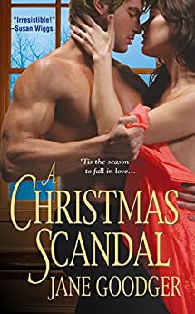 A Christmas Scandal by [Goodger, Jane]
