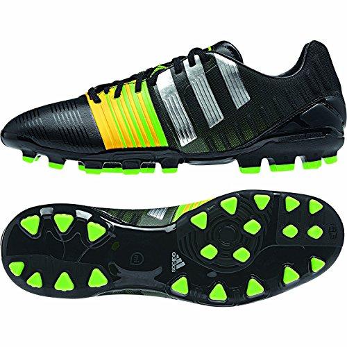 Adidas Nitrocharge 2.0 Ag Fußballschuhe BLK/SILV/ORANGE