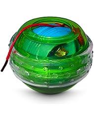 Balle d'exercices main poignets entraînement Balle de renforcement Fitness LED