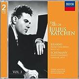The Art of Julius Katchen: Volume 3 Brahms & Schumann Piano Concertos