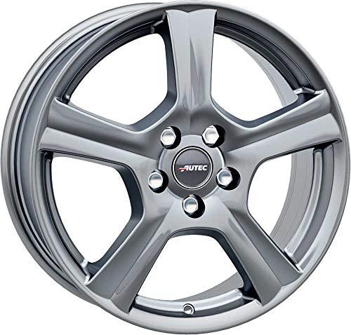 Autec Felgen IONIK 6.5x16 ET43 5x100 SIL für Audi A1 A3
