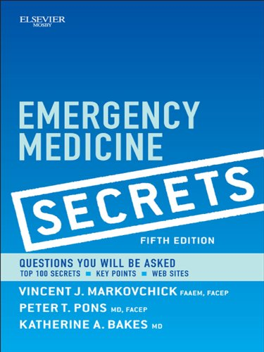 Emergency Medicine Secrets (English Edition)