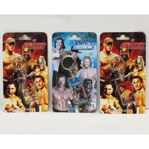 groovy-official-wwe-product-set-of-3-key-rings-smack-down-raw-randy-orton