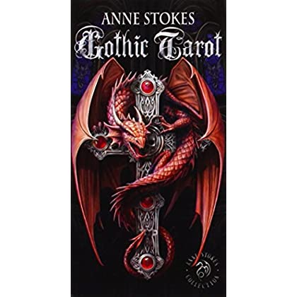 Anne Stokes Gothic Tarot Deck (Anne Stokes Collection) by Anne Stokes (Illustrator) (8-May-2012) Cards