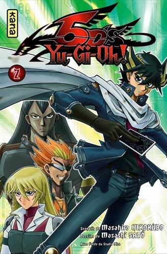 Yu-Gi-Oh ! 5D's Vol.2 par HIKOKUBO Masahiro