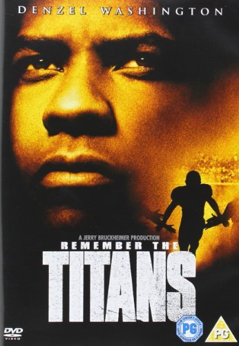 Remember the Titans [Region 2] by Denzel Washington