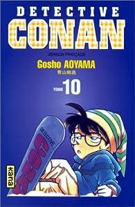Détective Conan Edition simple Tome 10