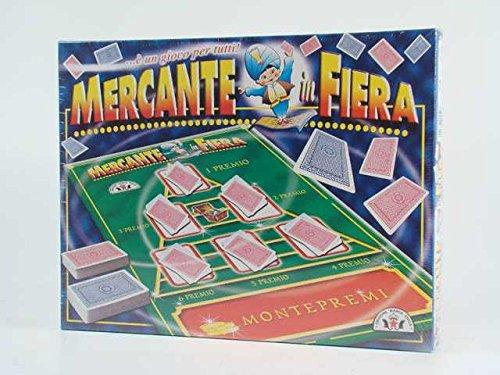 GIOCO IN SCATOLA MERCANTE IN FIERA SOCIETA GIOCATTOLO IDEA REGALO #AG17