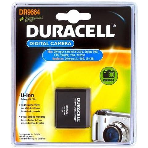 Battery-Biz DR9664 batería recargable - Batería/Pila recargable (Litio-Ion, 630 mAh, 3.7 V,