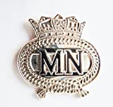 Merchant Navy Crest Lapel Pin Badge - MOD Approved