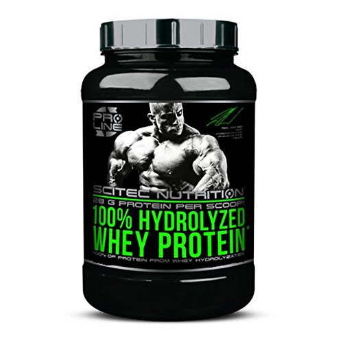 Scitec Nutrition Hydrolyzed Whey Protéine Toffee 2030 g