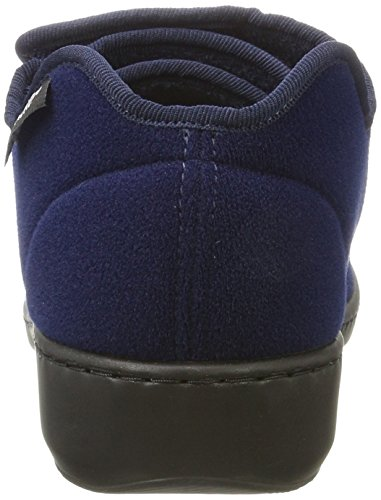 PodoWell Anite, Pantofole a Collo Alto Unisex – Adulto blu (marine)