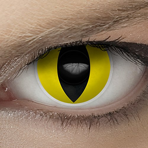 ialeffekt Kontaktlinsen
