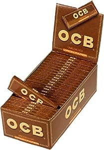 OCB Papier OCB VIRGIN Kingsize Slim roulant - 1 boîte (total 1 600 documents)