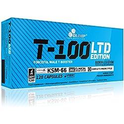 Olimp T-100 LTD Edition Suplemento Vitamínico - 120 Cápsulas
