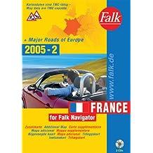 Falk Navigator Zusatzkarte Frankreich