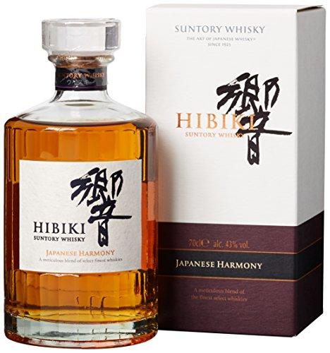 Hibiki Japanese Harmony mit Geschenkverpackung Whisky (1 x 0.7 l)