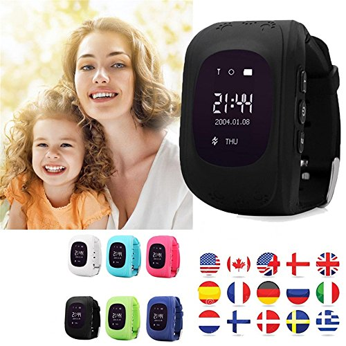 TKSTAR Niños Smart Watch Phone GPS reloj inteligente