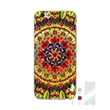 Best WARRIOR iPhone 5 Screen Protectors - Make Me Chic Mandala V2 Soft Silicone Protective Case Review