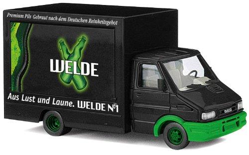 busch-47924-modellino-auto-iveco-daily-welde-no-1-giocattolo
