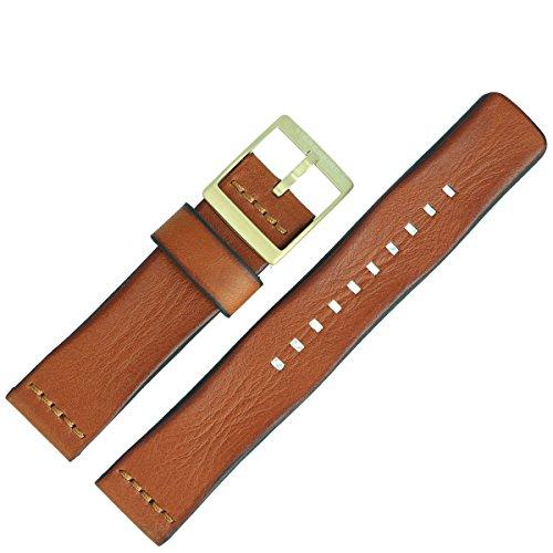 Liebeskind Uhrenarmband 20 mm Leder Braun - Uhrband B_LT-0058-LQ