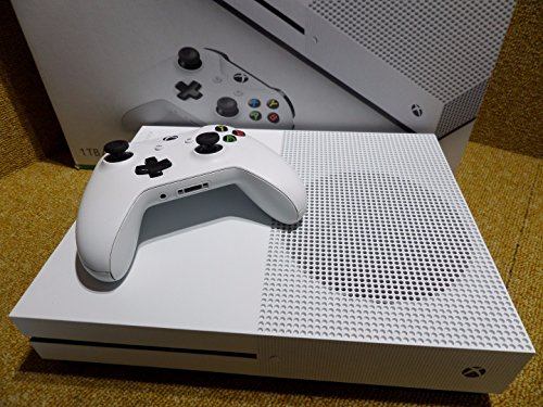 Xbox One S 1tb White Console & Sealed Quick Dispatch Free Uk Shipping