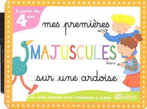 LES ARDOISES - LES MAJUSCULES (Ancienne Edition)