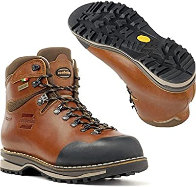 ZAMBERLAN hombre 1025 Tofane Gore-Tex ® RR NW Walking Boot, marrón