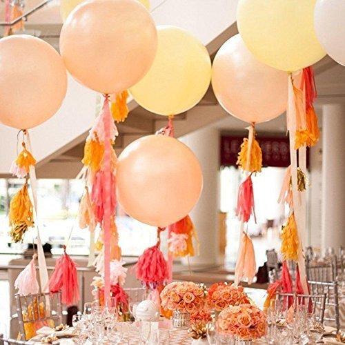 Papier Girlanden Wimpelkette für Hochzeit Party Dekoration ()