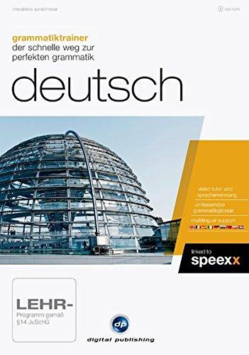 Interaktive Sprachreise: Grammatiktrainer Deutsch