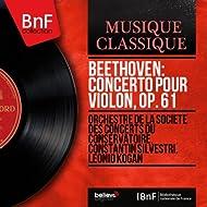Beethoven: Concerto pour violon, Op. 61 (Stereo Version)