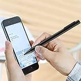 VIFLYKOO Präzision Eingabestift Active Stylus Touchscreen-Eingabestift für Tablets und Smartphones