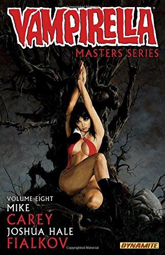 Vampirella Masters Series Volume 8: Mike Carey & More por Mike Carey