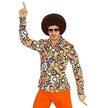 Widmann 70's Style Trousers Bubbles