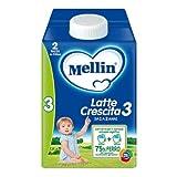 MELLIN 3 LATTE CRESCITA 500ML