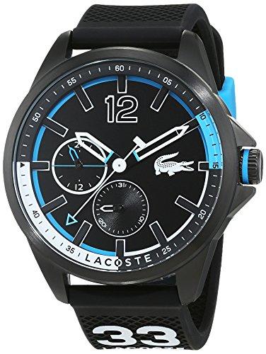 Lacoste Homme Multi-cadrans Quartz Montres bracelet avec bracelet en Silicone - 2010896