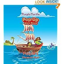 Purple Turtle - Purple's Treasure Hunt