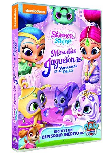 Shimmer & Shine 5: Mascotas Juguetonas De Zahmaray Falls [DVD]