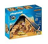 Playmobil 5386 - Grande Piramide del Faraone, Multicolore