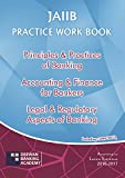 #6: JAIIB Practice Work Book (Qus. & Ans.)- For all 3 Subjects (PPB,AFB & LRB)