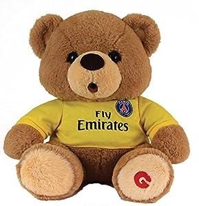 Jemini 023591PSG grumly-Oso de Peluche con Camiseta Amarillo N ° 10Exterior +/-32cm