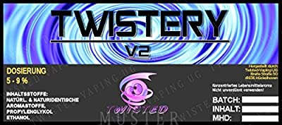 Twisted Aroma Twistery V2 von Twisted Vaping