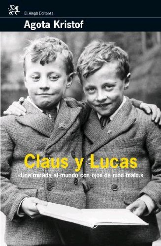 Portada del libro Claus y Lucas (MODERNOS Y CLÁSICOS)
