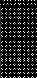 Tapete Punkte Schwarz und Weiß - 138501 - von ESTAhome.nl