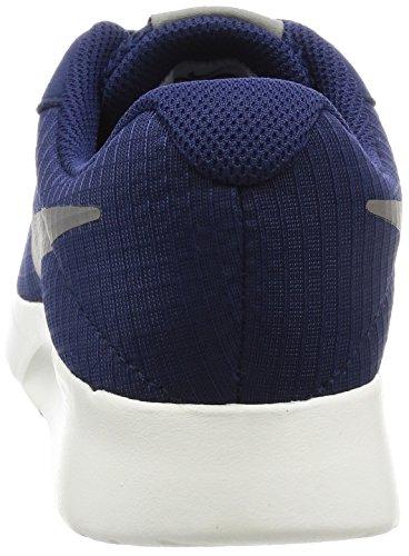 Nike Wmns Tanjun Se, Chaussures De Sport Multicolores Pour Femmes (azul / Plata)